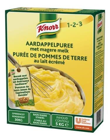 Knorr Purée de Pommes de terre au lait -