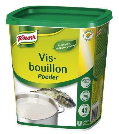 Knorr Visbouillon Poeder -