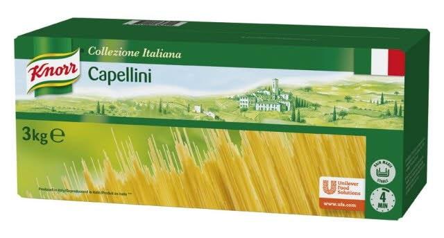 Knorr Collezione Italiana Deegwaren Capellini -