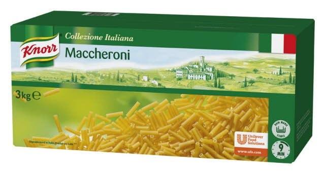 Knorr Collezione Italiana Deegwaren Maccheroni -