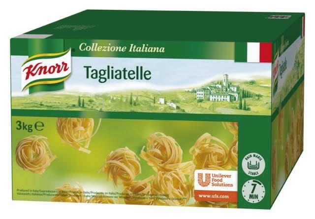 Knorr Collezione Italiana Deegwaren Tagliatelle -