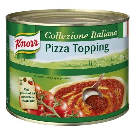 Knorr Collezione Italiana Pizza Topping -