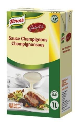 Knorr Garde d'Or Champignonsaus -
