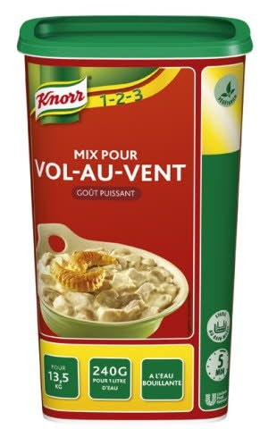 Knorr Mix voor Vol-au-Vent -