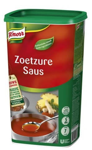 Knorr Sauce Aigre-Douce -