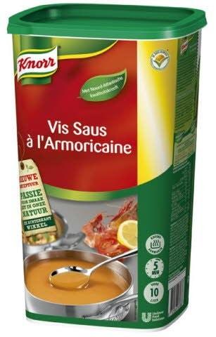 Knorr Vissaus à l'Armoricaine -