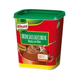 Knorr Sauce Brune en Pâte -