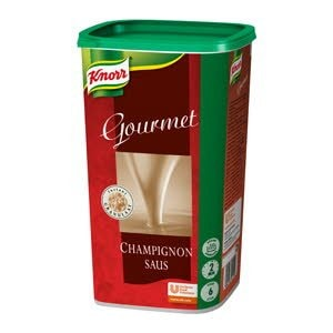 Knorr Gourmet Sauce Champignon -