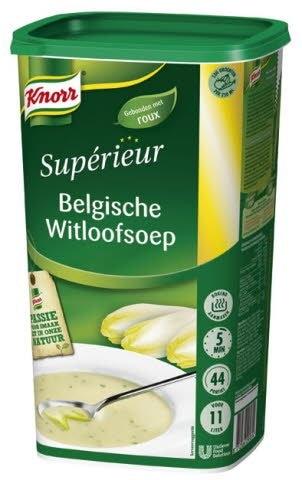 Knorr Belgische Witloofsoep -