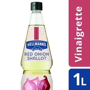 Hellmann's Vinaigrette Sjalot Rode Ui  -