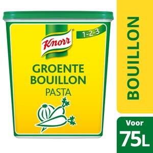 Knorr 1-2-3 Groentebouillon Pasta -