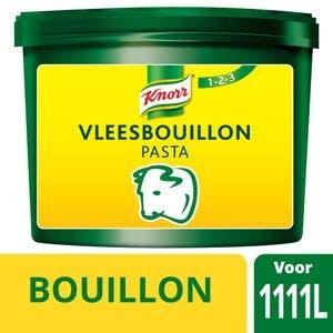 Knorr 1-2-3 Bouillon de Viande en Pâte -