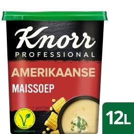 Knorr Amerikaanse Maissoep 1.08 kg -