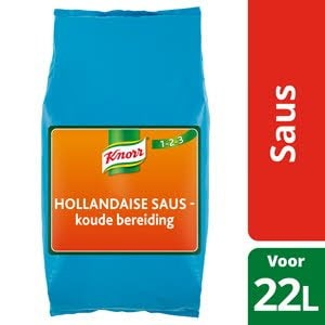 Knorr Koude Basis Hollandaise saus -