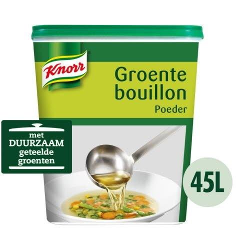 Knorr Bouillon de Légumes poudre -