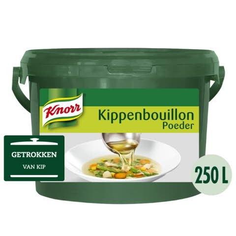 Knorr Kippenbouillon Poeder  -