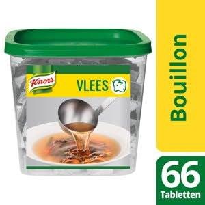 Knorr Vleesbouillon 66 Tabletten -