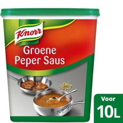 Knorr Sauce au Poivre Vert -