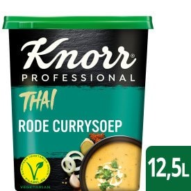 Knorr Thaise Rode Currysoep 1.19 kg -