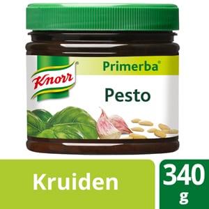 Knorr Primerba Pesto - Knorr Primerba se decline en 19 variétés pour apporter le bon équilibre des saveurs à toutes vos idées.