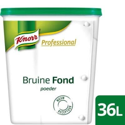 Knorr Professional Bruine Fond poeder -