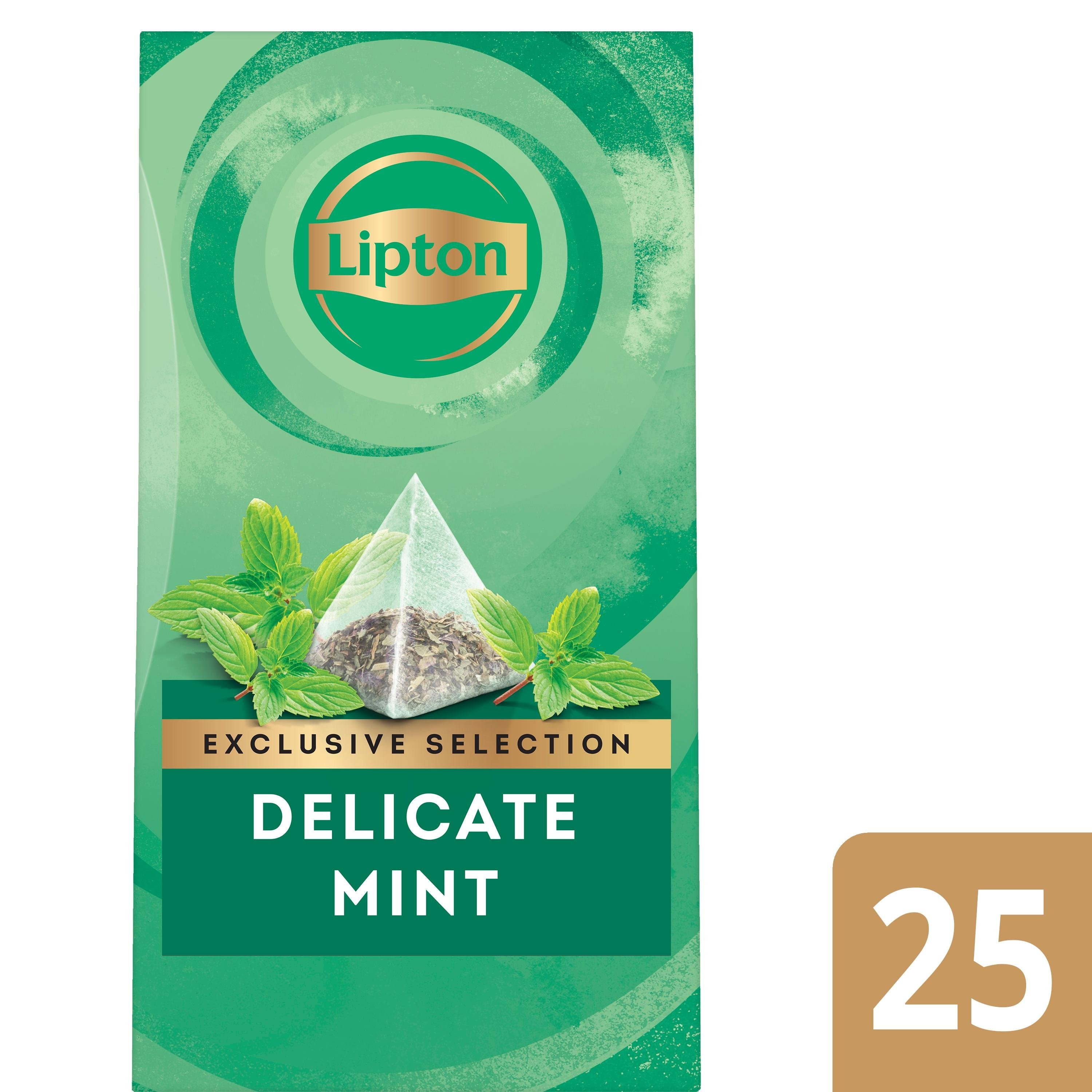 Lipton Exclusive Selection Delicate Mint -
