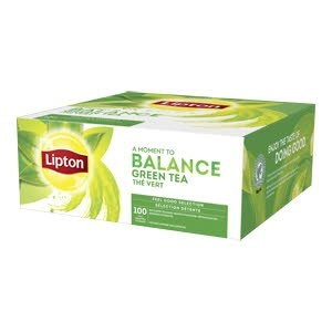 Lipton Feel Good Selection Thé Vert -