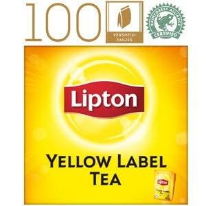 Lipton Feel Good Selection Yellow Label -