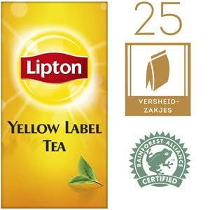 Lipton Feel Good Selection Yellow Label