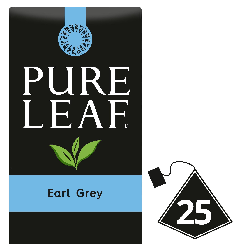 Pure Leaf Earl Grey BIO - 25 sachets -