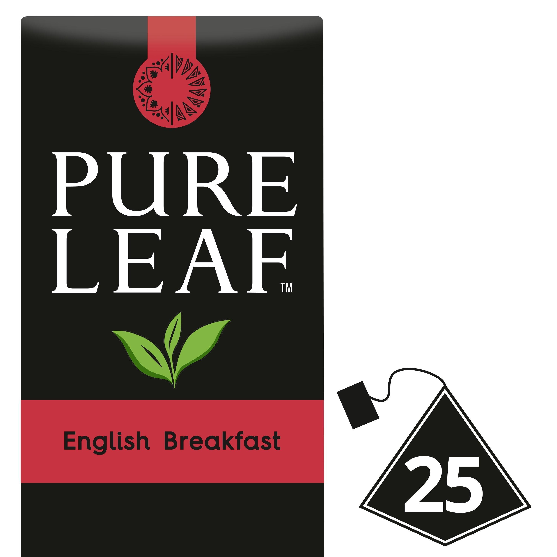 Pure Leaf English Breakfast BIO - 25 sachets -