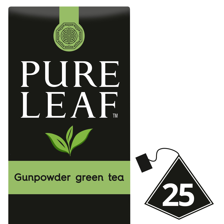 Pure Leaf Green Gunpowder BIO - 25 zakjes -