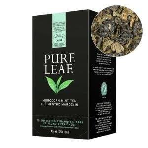 Pure Leaf Moroccan Mint BIO - 25 sachets -