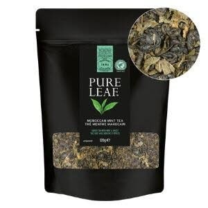 Pure Leaf Moroccan Mint - Losse thee -