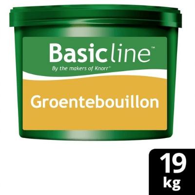 Basicline Bouillon de légumes en poudre 19Kg -