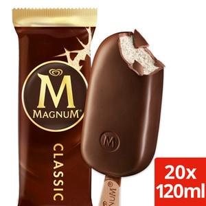 Magnum Classic   20 x 120 ml -