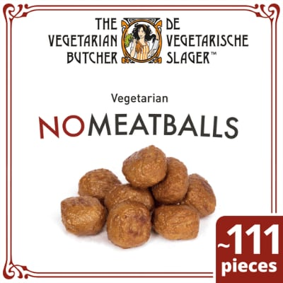 De Vegetarische Slager NoMeat Balls 2 kg -