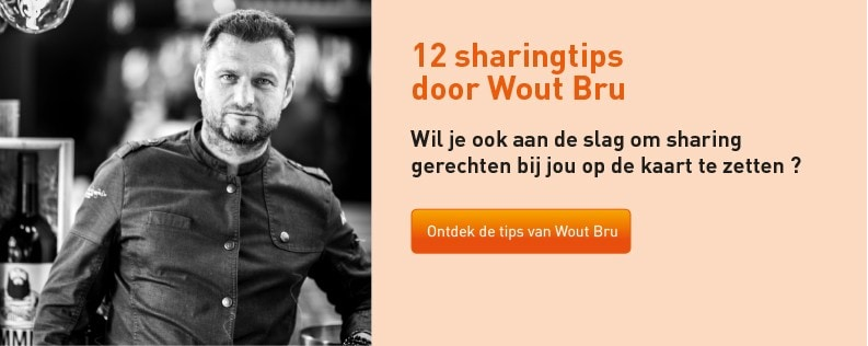 12 sharingtips door Wout Bru